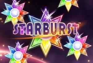 Kan vi få free spins på noe annet enn Starburst, please?